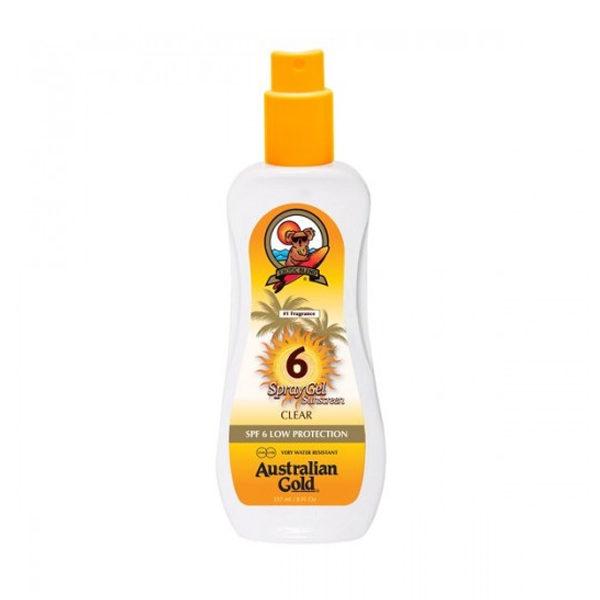 SPF 6 Spray Gel 237ml