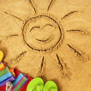 Kosmetyki na słońce 🏖️ (SPF)